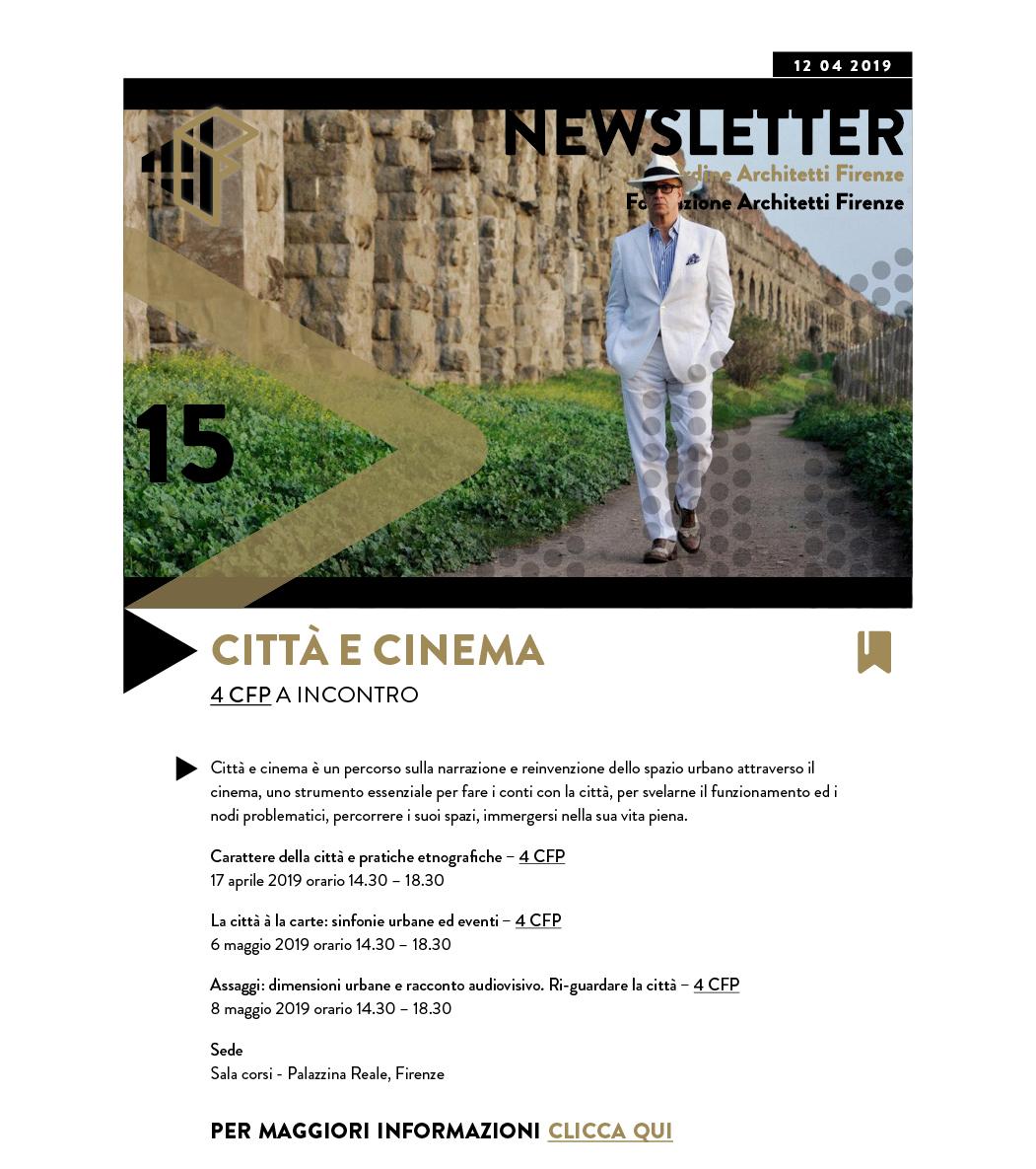 Città e cinema