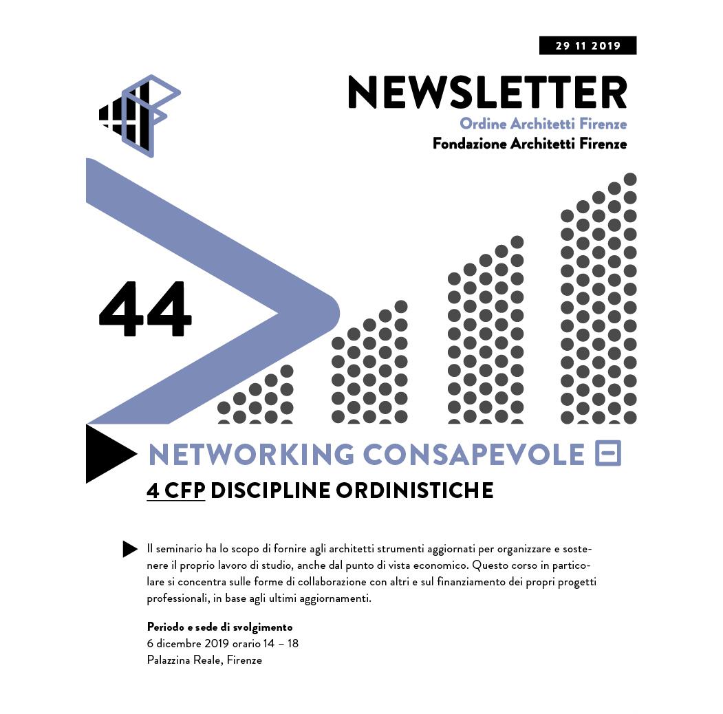 NETWORKING CONSAPEVOLE