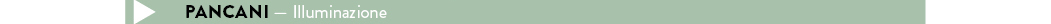 Pancani — Illuminazione