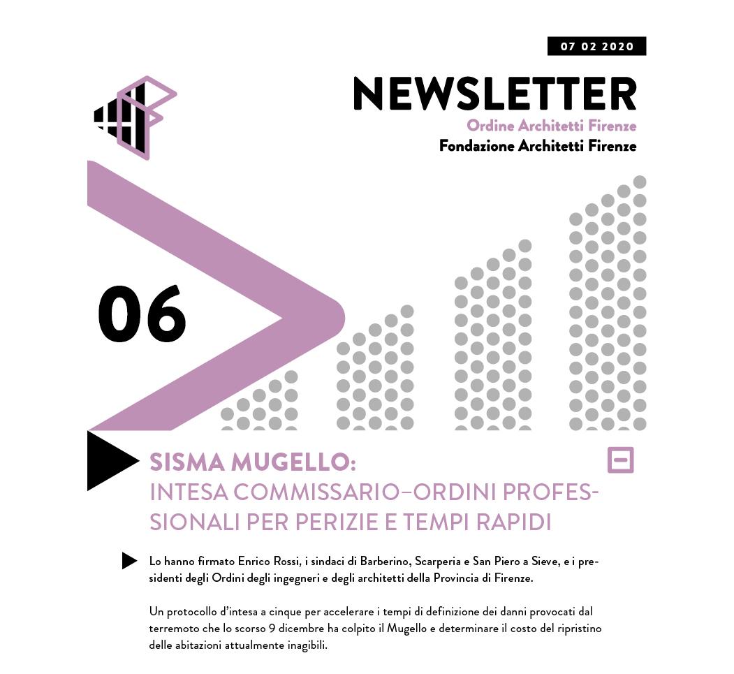 SISMA MUGELLO: