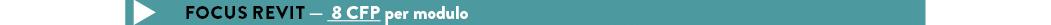 FOCUS REVIT — 8 CFP per modulo