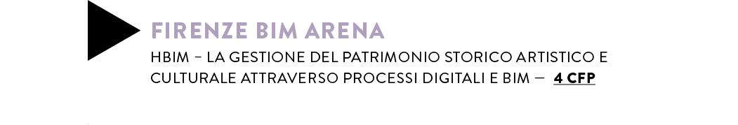 Firenze BIM ARENA