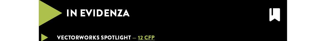 VECTORWORKS SPOTLIGHT — 12 CFP